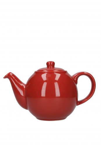Kitchen Craft 6 Cup Red Teapot