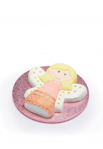 Kitchen Craft Fairy Shaped Cake Pan