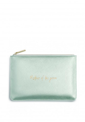 Katie Loxton Mother of the Groom Pouch Bag, Silver