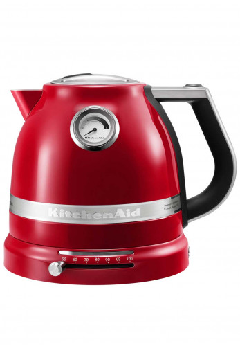 KitchenAid 1.5L Artisan Electric Kettle, Red