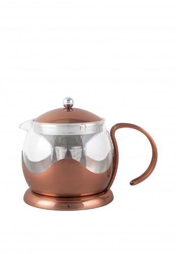 Edited by La Cafetiere Copper 4 Cup Teapot
