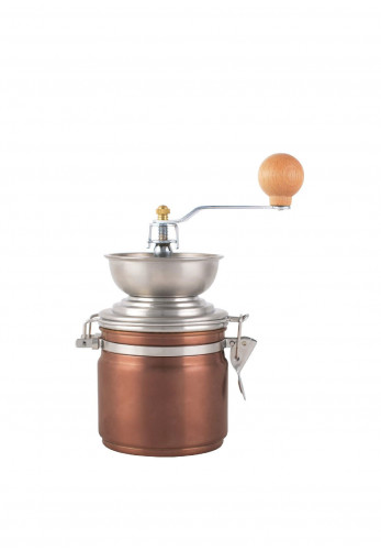 La Cafetiere Copper Coffee Grinder & Canister