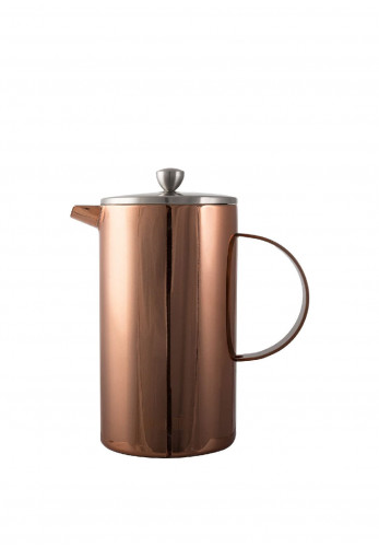 Edited by La Cafetiere Double Walled Copper Cafetiere