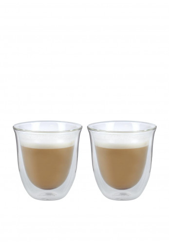 La Cafetiere 2 Cappuccino Jack Glasses, 200ml