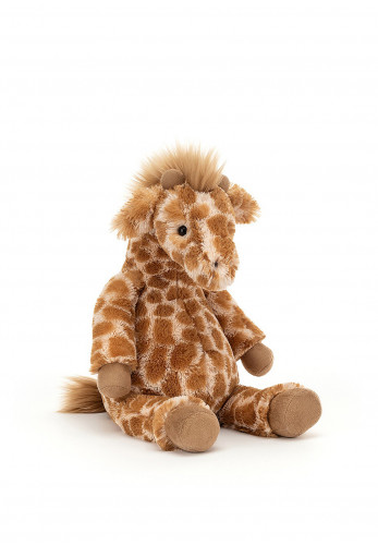 Jellycat I am Lallagie Giraffe, Brown Mix