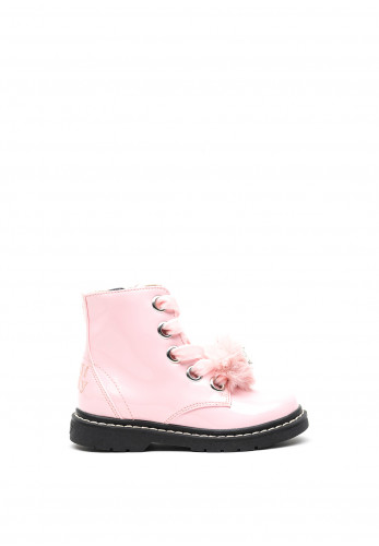 Lelli Kelly Girls Snowflake Boots, Pink