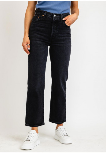 Levis® Ribcage Straight Ankle Womens Jeans, Feelin' Cagey 0037