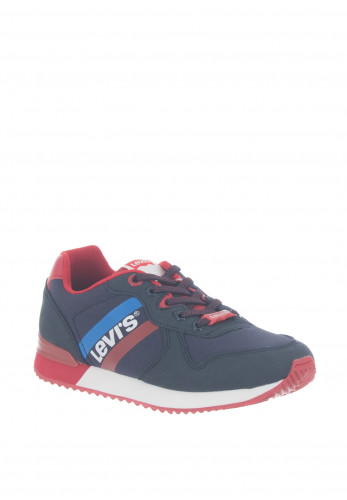 Levis Boys Springfield Trainers, Navy