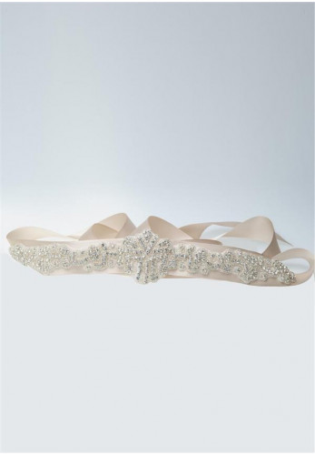 Lilly Bella Crystal Bridal Belt