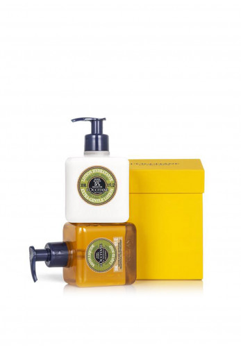 L'Occitane Verbena Hand Wash & Lotion Duo Gift Set