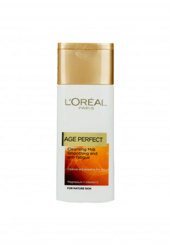 L'Oreal Paris Cleansing Milk For Mature Skin