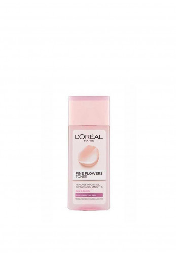 L'Oreal Fine Flowers Toner, Dry Sensitive Skin