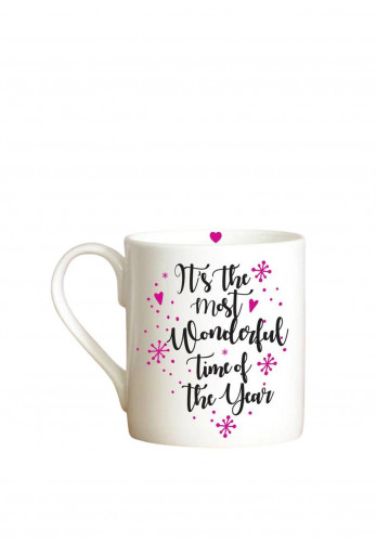 Love the Mug 'It's the Most Wonderful Time of the Year' Mug