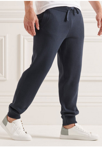 Superdry Studios Essential Joggers, Eclipse Navy