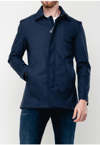 Magee1866 Delvin Mac Jacket, Navy
