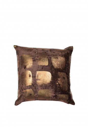 Malini Denver Cushion, Brown