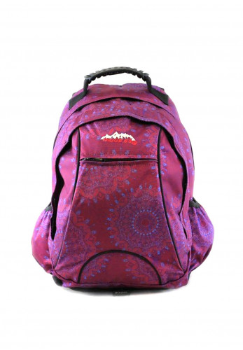 Ridge 53 Mandala Backpack, Purple