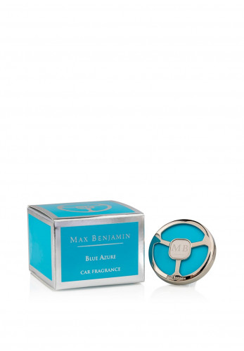 Max Benjamin Car Fragrance Blue Azure