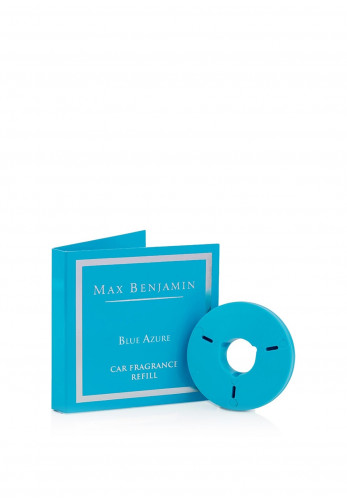 Max Benjamin Car Fragrance Refill Blue Azure