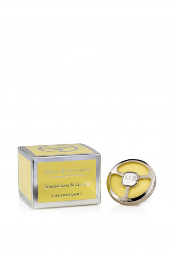 Max Benjamin Car Fragrance Lemongrass and Ginger