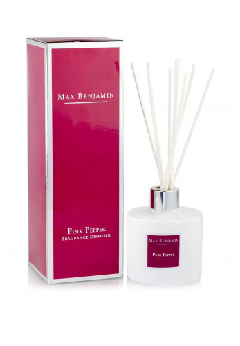 Max Benjamin Pink Pepper Fragrance Diffuser 150ml