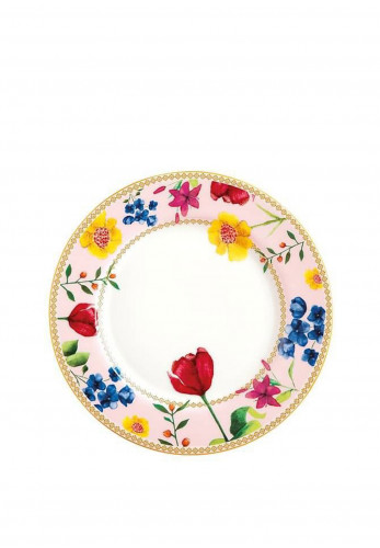 Maxwell & Williams Teas & C's Contessa Rim Plate, Rose