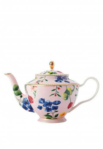 Maxwell & Williams Teas & C's Contessa Teapot with Infuser 1 Litre, Rose