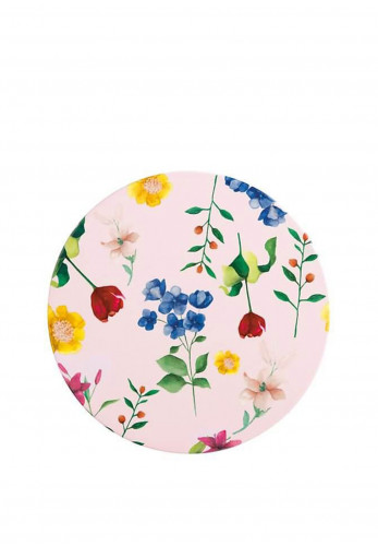 Maxwell & Williams Teas & C's Contessa Round Trivet, Rose