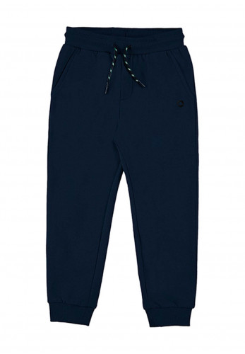 Mayoral Boys Durable Knees Joggers, Navy
