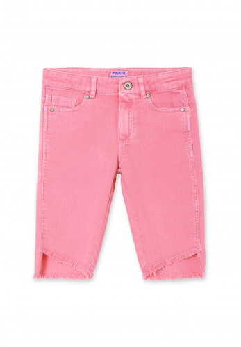 Mayoral Girls Cyclists Shorts, Pink