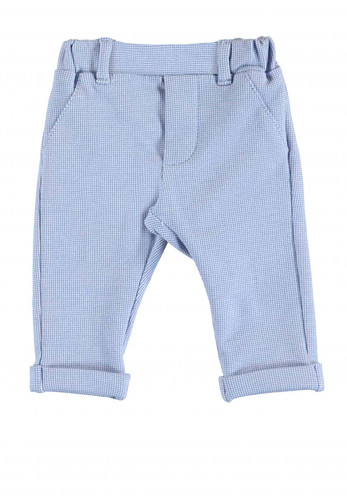 Mayoral Baby Soft Stretch Trousers, Blue