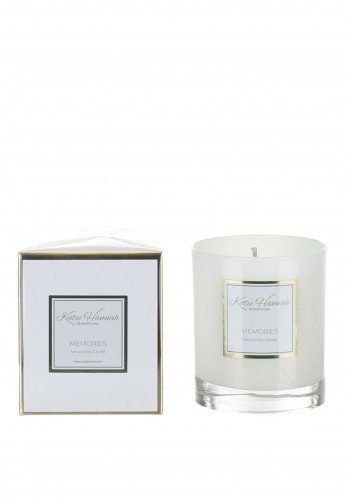 Katie Hannah by McElhinneys Memories Natural Wax Candle