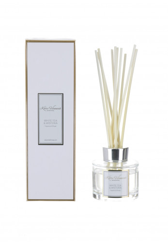 Katie Hannah By McElhinneys White Tea & Wisteria Reed Diffuser