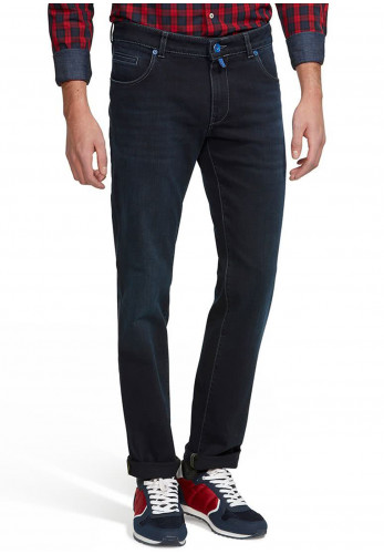 M5 by Meyer Regular Fair Trade Jeans, Navy