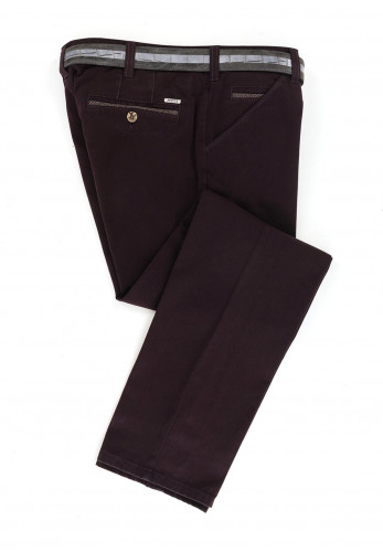 Meyer Mens Chicago Trousers, Purple