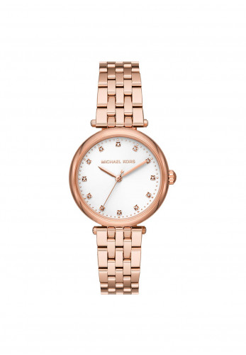 MICHAEL Michael Kors Diamond Darci Watch, Rose Gold