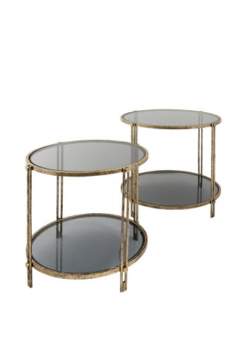 Mindy Brownes Rhianna Side Table Set of 2