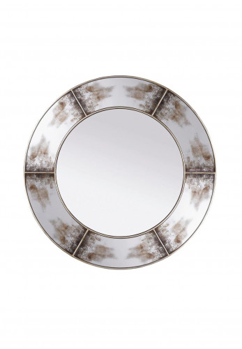 Mindy Brownes Zahra Round Mirror