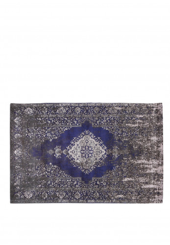 Mindy Brownes Jacquard Woven Rug, Blue