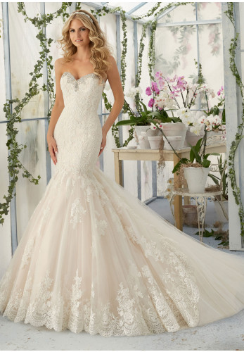 Mori Lee 2804 Wedding Dress