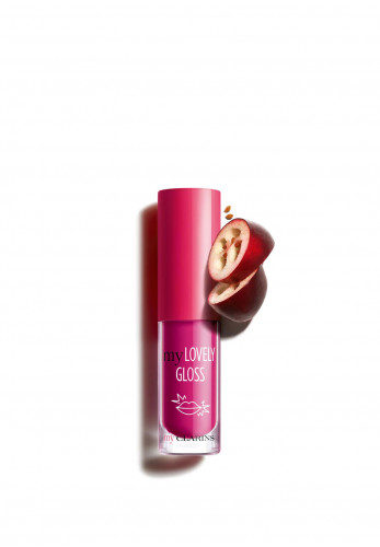 My Clarins My Lovely Gloss, 01 Pink In Love