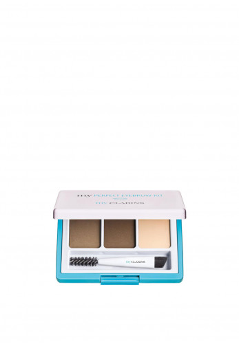 My Clarins My Perfect Eyebrow Kit, 01 Light to Medium