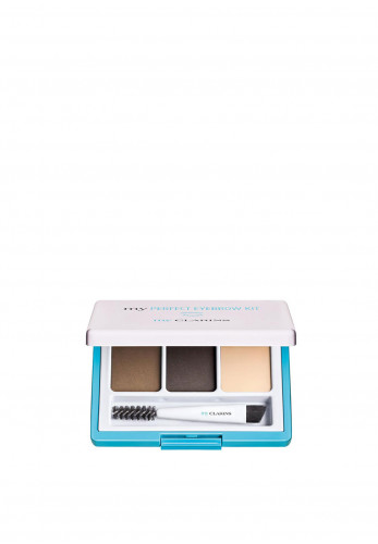 My Clarins My Perfect Eyebrow Kit, 02 Medium to Deep