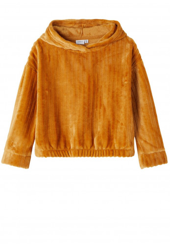 Name It Girls Keisil Hooded Sweater, Thai Curry