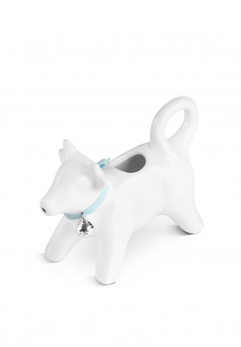 Newbridge Whiteware Cow Creamer White 45ml