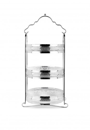 Newbridge Silverware Home, 3 Tier Cake Stand