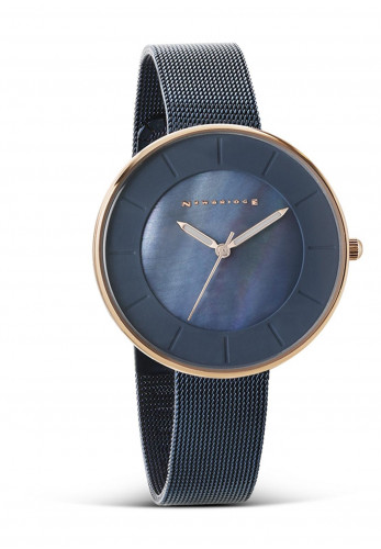 Newbridge Ladies Blue Strap Watch