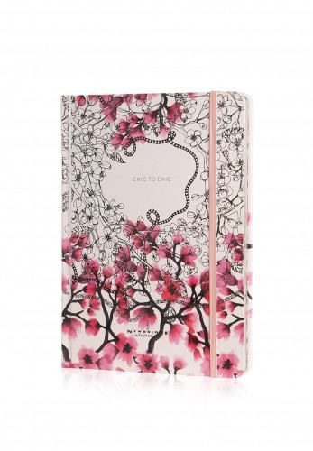 Newbridge Notebook Pink Chic to Chic