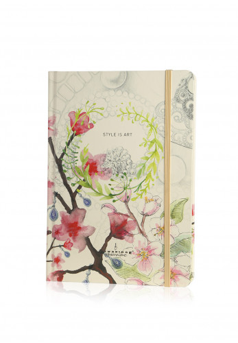 Newbridge Notebook Floral Style is Art