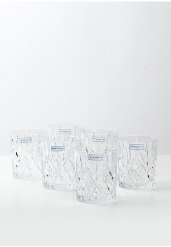 Newbridge Whiskey Glasses, Set of 6